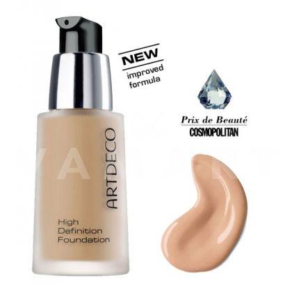 Artdeco High Definition Foundation Дълготраен фон дьо тен с плътно покритие 16 peach