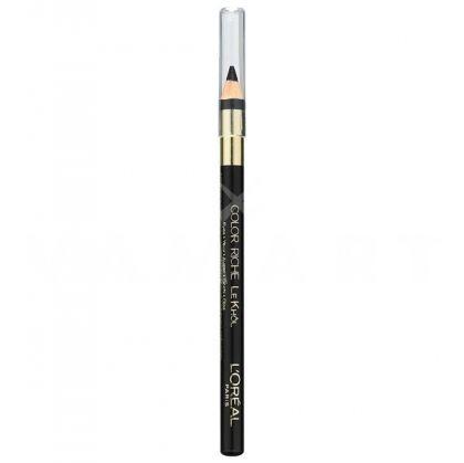 L'Oreal Color Riche Le Khol 01 Midnight Black Интензивен молив за очи