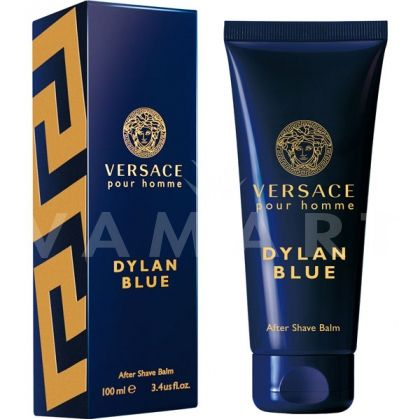 Versace Pour Homme Dylan Blue After Shave Balm 100ml