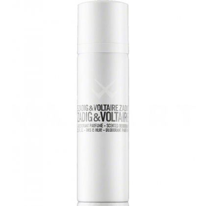 Zadig & Voltaire This is Her Deodorant Spray 100ml дамски