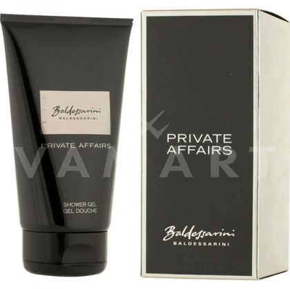 Hugo Boss Baldessarini Private Affairs Shower Gel 150ml мъжки