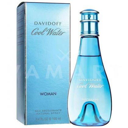 Davidoff Cool Water Woman Deodorant Spray 100ml дамски