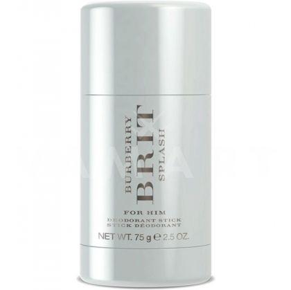 Burberry Brit Splash Deodorant Stick 75ml мъжки