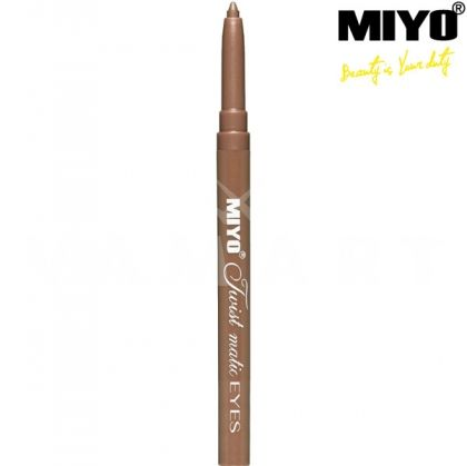 Miyo Twist Matic Eyes Автоматичен молив за очи 6 Light Brown