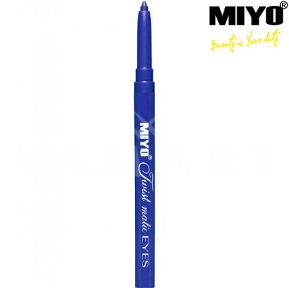 Miyo Twist Matic Eyes Автоматичен молив за очи 7 Cobalt