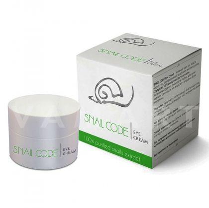 Revive Snail Code Eye Cream Активен крем за околоочен контур с 65% екстракт от охлюви