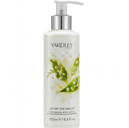 Yardley London Lily of the Valley Moisturising Body Lotion 250ml дамски