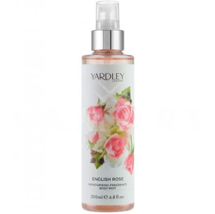 Yardley London English Rose Fragrance Mist 200ml дамски