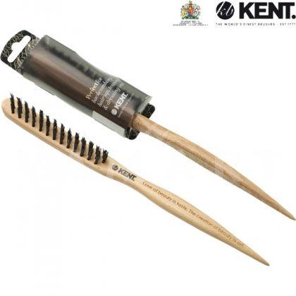 Kent. Hair Brush Perfect For Backcombing brush Четка за коса за тупиране