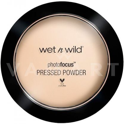 Wet n Wild Photo Focus Pressed Powder Компактна пудра 821 Warm Light