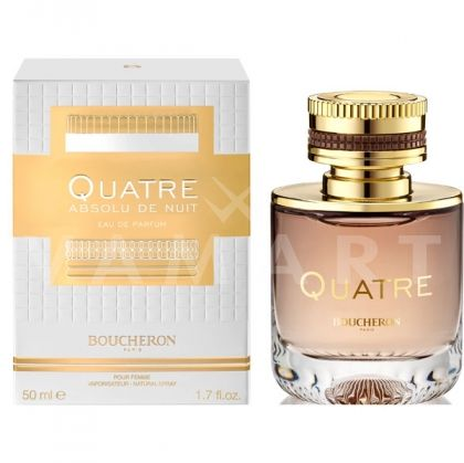 Boucheron Quatre Absolu de Nuit Pour Femme Eau de Parfum 100ml дамски