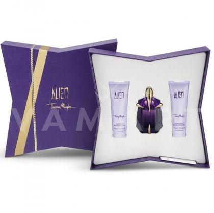 Thierry Mugler Alien Eau de Parfum 30ml + Shower Gel 50ml + Body Lotion 50ml  дамски комплект