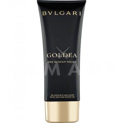 Bvlgari Goldea The Roman Night Shower Gel 100ml дамски
