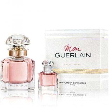 Guerlain Mon Guerlain Eau de Parfum 30ml + Eau de Parfum 5ml дамски комплект