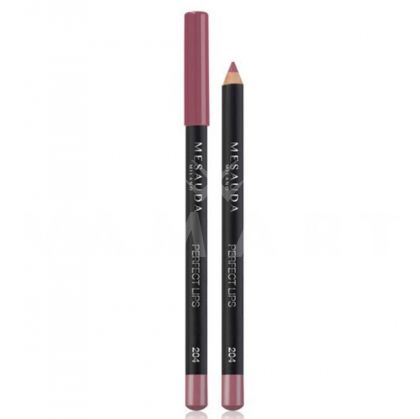 Mesauda Milano Perfect Lips Молив за устни 204 Petal