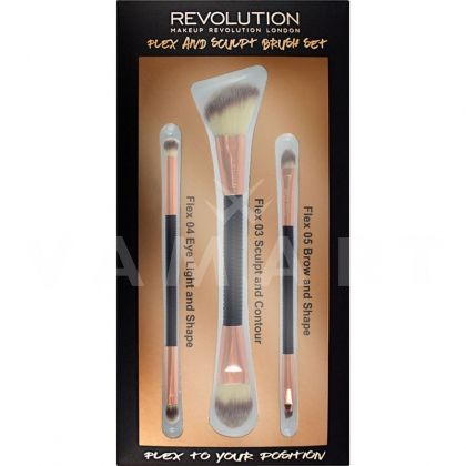Makeup Revolution London Flex & Sculpt Brush