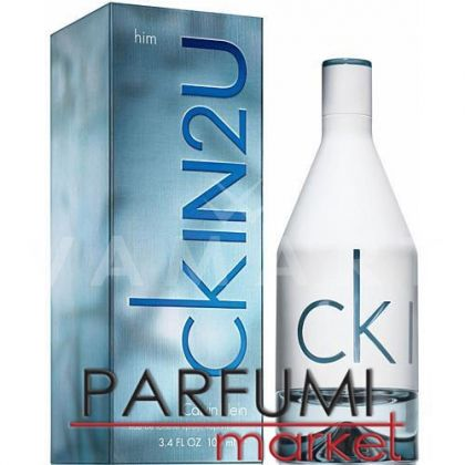 Calvin Klein CK IN2U for Him Eau de Toilette 100ml мъжки