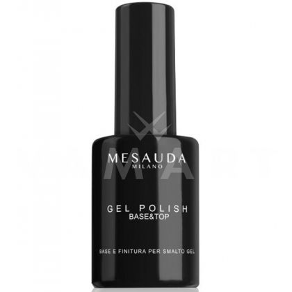 Mesauda Milano Gel Polish Base & Top
