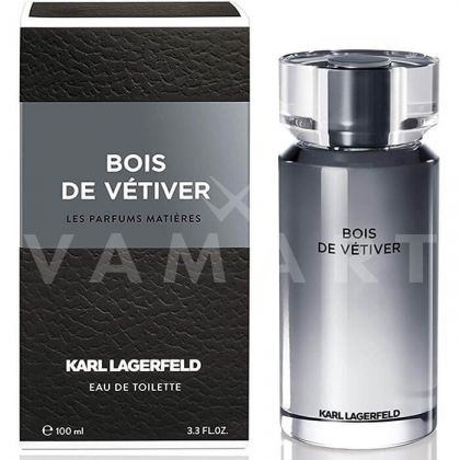Karl Lagerfeld Bois de Vetiver for men Eau de Toilette 100ml мъжки без опаковка