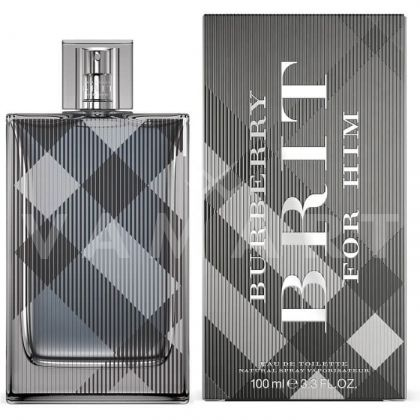 Burberry Brit for Men Eau de Toilette 100ml мъжки