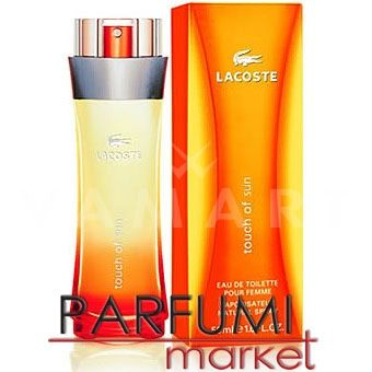 Lacoste Touch of Sun Eau de Toilette 90ml дамски без кутия