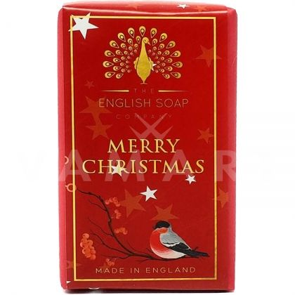 The English Soap Company Merry Christmas Луксозен растителен сапун 200g