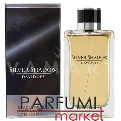 Davidoff Silver Shadow Eau de Toilette 100ml мъжки