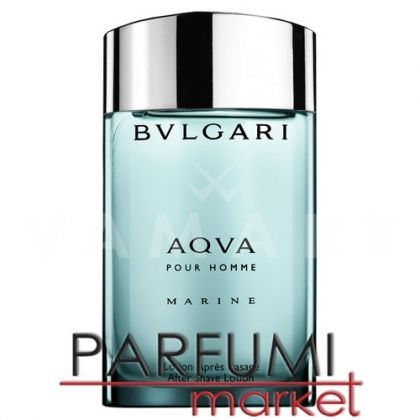 Bvlgari AQVA Pour Homme Marine After Shave Lotion 100ml