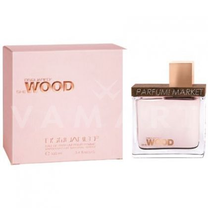 Dsquared2 She Wood Eau de Parfum 100ml дамски