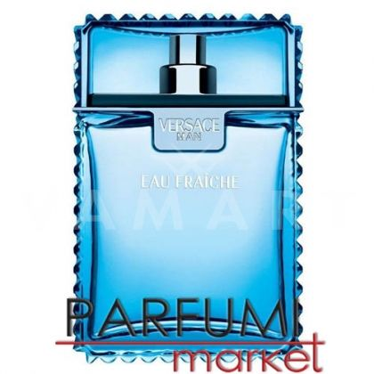 Versace Man Eau Fraiche After Shave Lotion 100ml