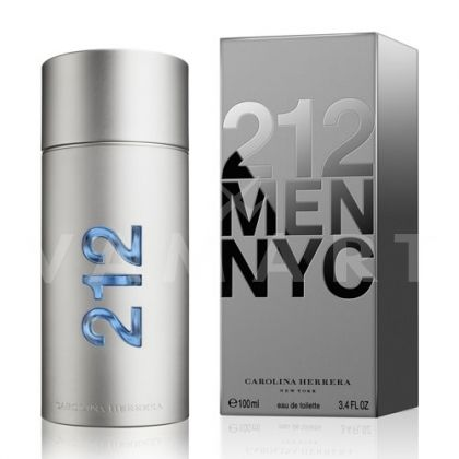 Carolina Herrera 212 Men Eau de Toilette 30ml мъжки