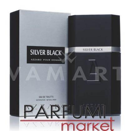 Azzaro Silver Black Eau de Toilette 30ml мъжки