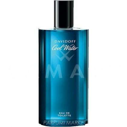 Davidoff Cool Water Men Eau de Toilette 125ml мъжки без кутия