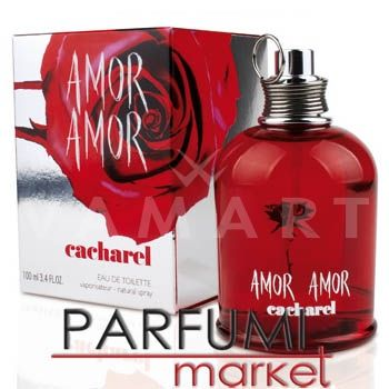 Cacharel Amor Amor Eau de Toilette 100ml дамски без кутия