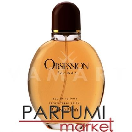Calvin Klein Obsession for Men Eau de Toilette 125ml мъжки