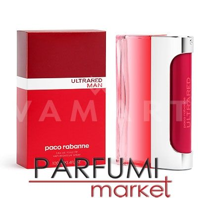 Paco Rabanne Ultrared Man Eau de Toilette 100ml мъжки
