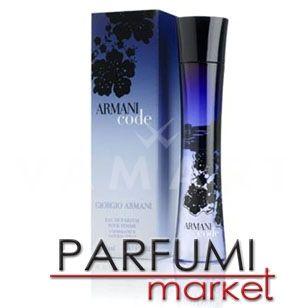 Armani Code Pour Femme Eau de Parfum 75ml дамски без кутия