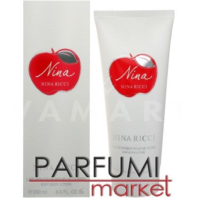 Nina Ricci Nina Body Lotion 200ml дамски
