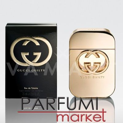 Gucci Guilty Eau de Toilette 50ml дамски