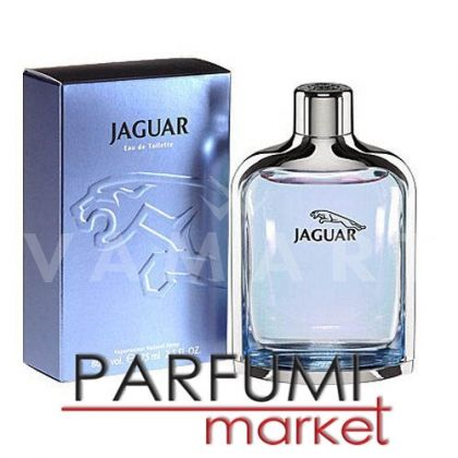 Jaguar New Classic Eau de Toilette 100ml мъжки без кутия