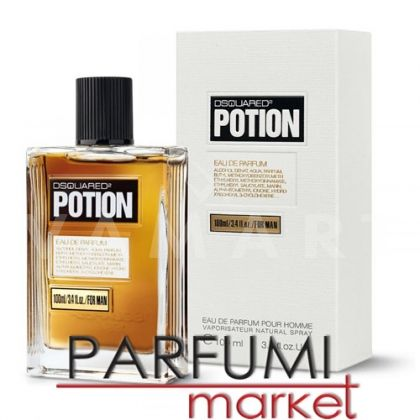 Dsquared2 Potion Eau de Parfum 100ml мъжки без кутия