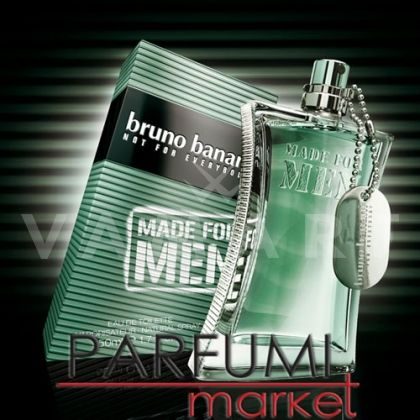 Bruno Banani Made for Men Eau de Toilette 50ml мъжки без кутия