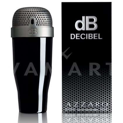 Azzaro Decibel Eau de Toilette 100ml мъжки без кутия