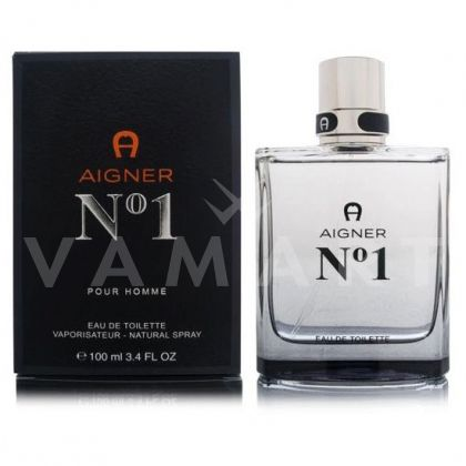 Aigner No 1 Eau De Toilette 100ml мъжки без кутия