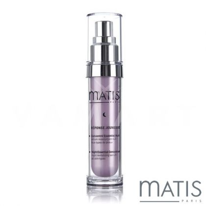 Matis Reponse Jeunesse Night Essential Concentrate 30ml Нощен концентрат против бръчки