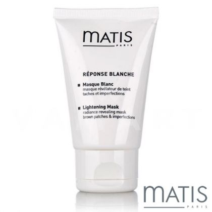 Matis Reponse Blanche Lightening Mask 50ml Избелваща маска за лице