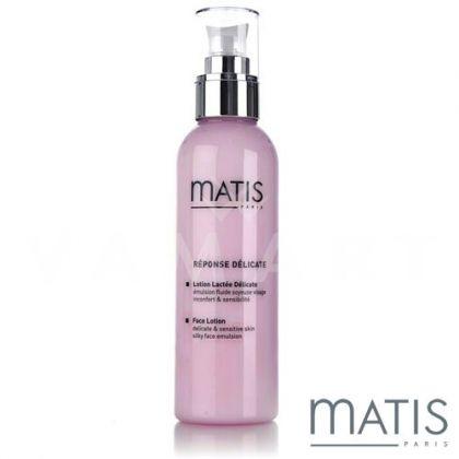 Matis Reponse Delicate Face Lotion 200ml Лосион мляко за чувствителна кожа