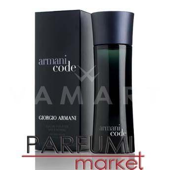 Armani Code Pour Homme Eau de Toilette 75ml мъжки без кутия