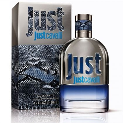 Roberto Cavalli Just Cavalli for Him Eau de Toilette 90ml мъжки
