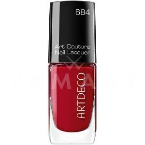 Лак за нокти Artdeco Art Couture Nail Lacquer 684 couture lucious red